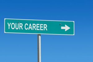 A sign helping you to Finding a Job in America Today
